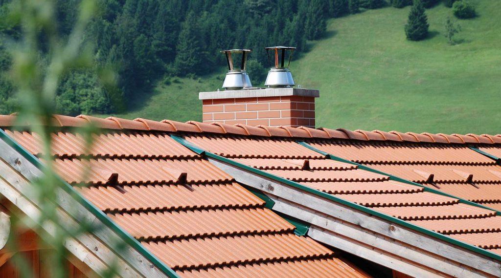 Dach, nasady
